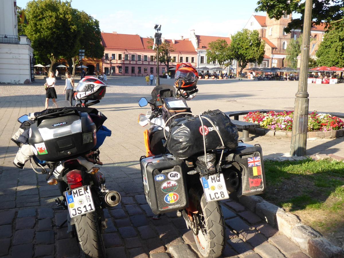 2020 – Einmal durch das Baltikum